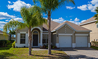 Sand Hill Point - Newly Furnished 4 Bed 3 Bath Orlando Villa with SW Facing Pool